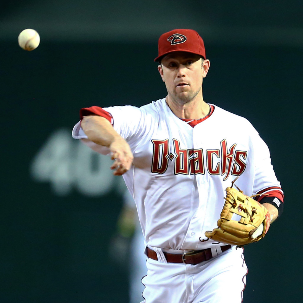 aaron hill baseball