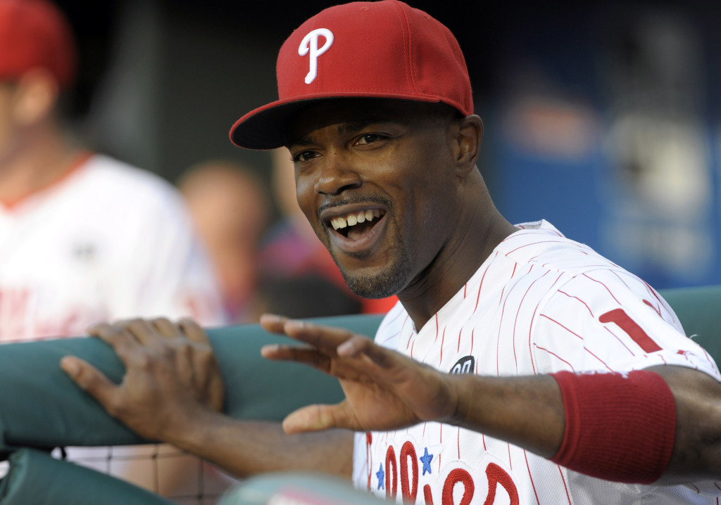Dodgers Acquire Jimmy Rollins - MLB Trade Rumors