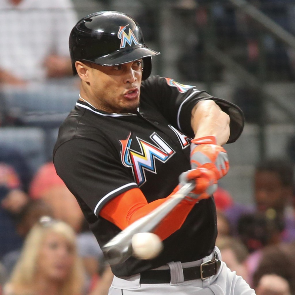 Giancarlo Stanton: Giancarlo Stanton Rumors: Saturday