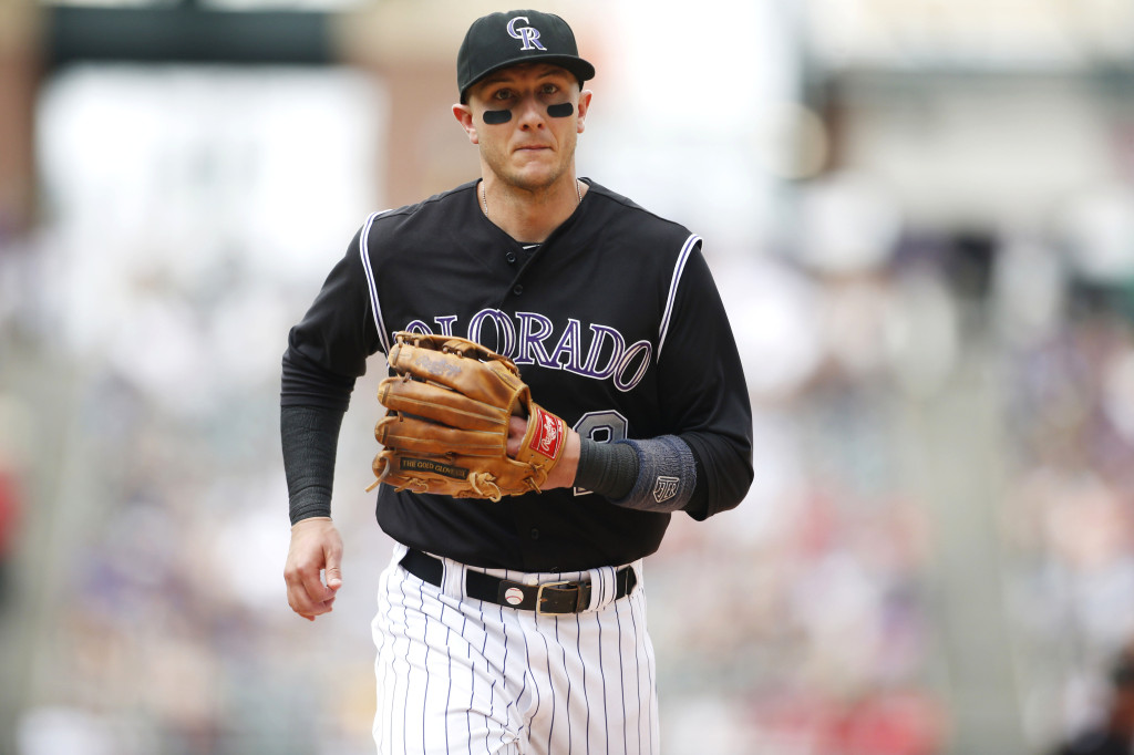 Troy Tulowitzki: No Interest In Being Traded