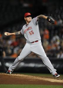MLB: Cincinnati Reds at Baltimore Orioles