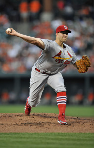 MLB: St. Louis Cardinals at Baltimore Orioles