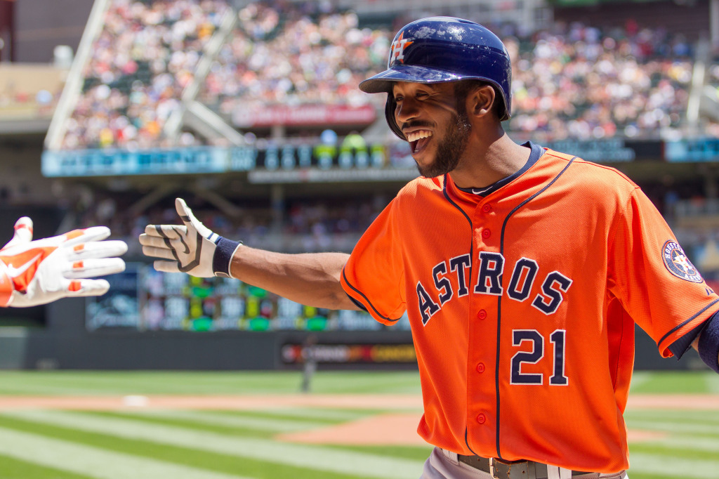 Cubs Acquire Dexter Fowler For Valbuena, Straily - MLB ...