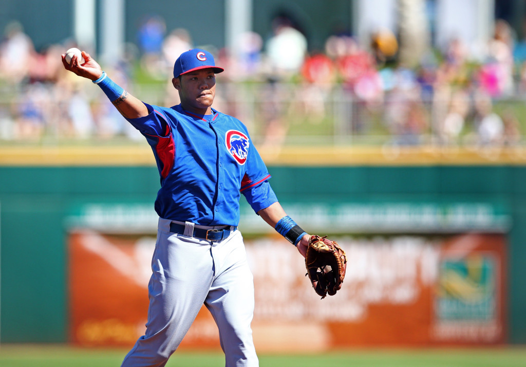 Cubs Promote Addison Russell Mlb Trade Rumors