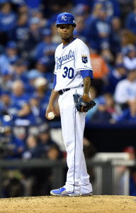 MLB: World Series-San Francisco Giants at Kansas City Royals