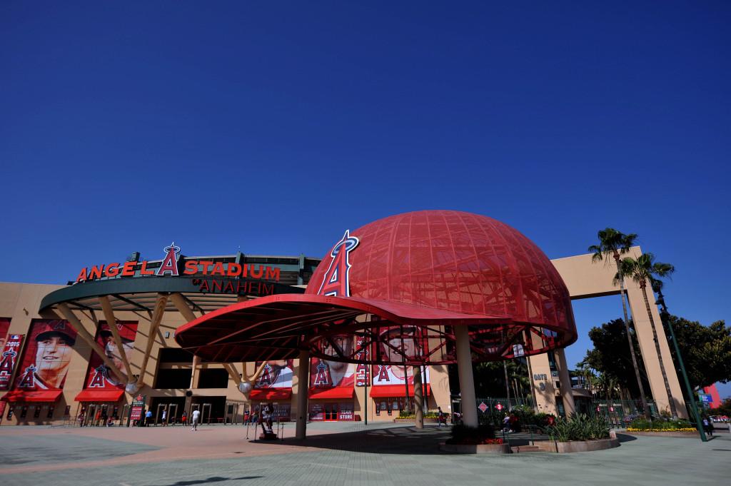 Angels Reach Stadium Agreement With City Of Anaheim