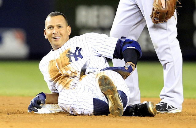 A-Rod the GOAT