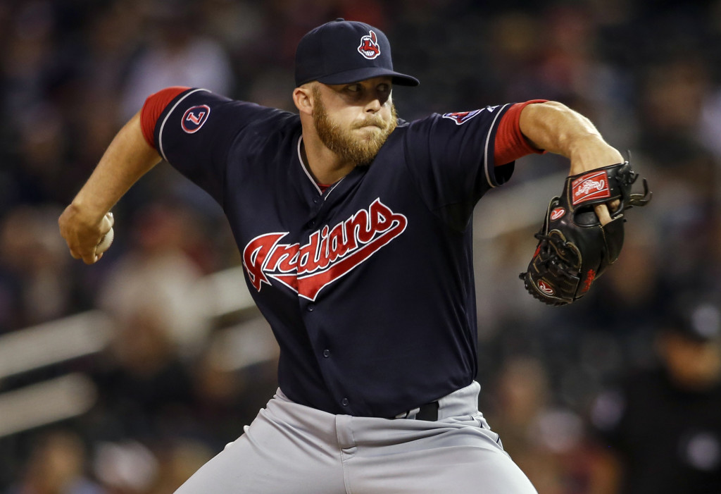 Angels Discussing Deal With Cody Allen