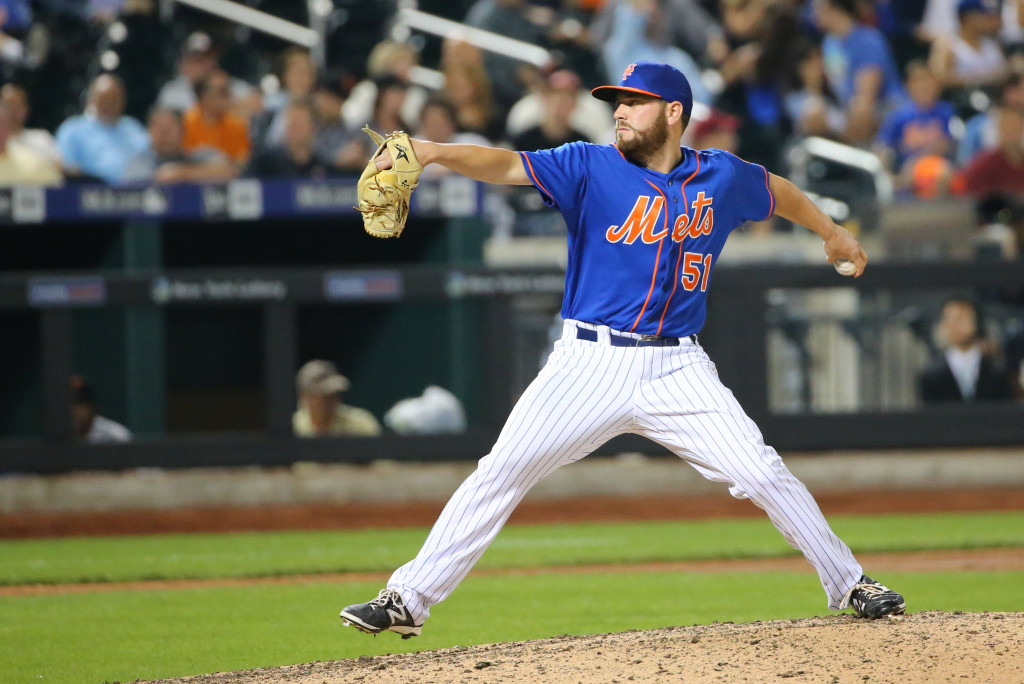 Cubs Claim Jack Leathersich From Mets