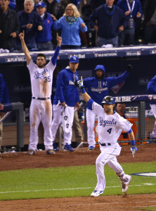 Alex Gordon | Peter G. Aiken-USA TODAY Sports