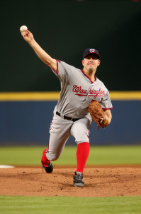 Jordan Zimmermann | Jason Getz-USA TODAY Sports