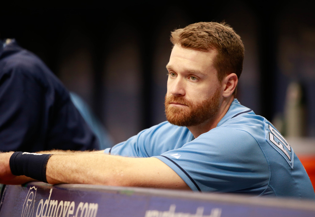 Logan Forsythe Out Four Weeks With Hairline Fracture Of ...