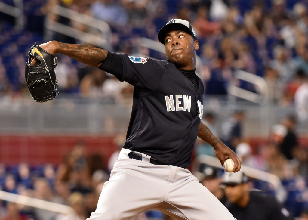 Rosenthal's Latest: Nats, Chapman, Miller, Brewers, Angels ...