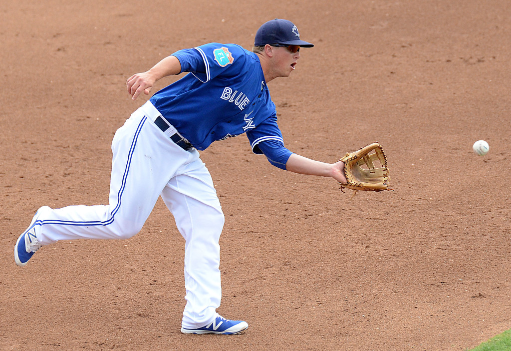 ... Jays Designate Matt Dominguez Off Active Roster - MLB Trade Rumors