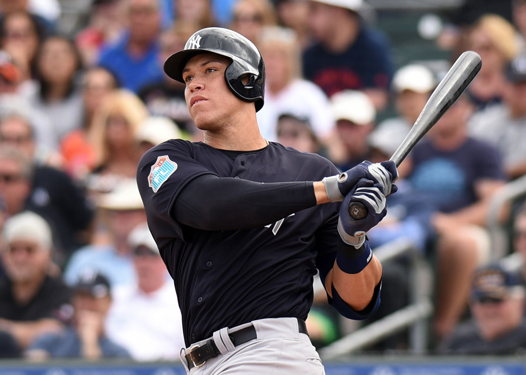 Yankees To Promote Aaron Judge, Tyler Austin - MLB Trade ...