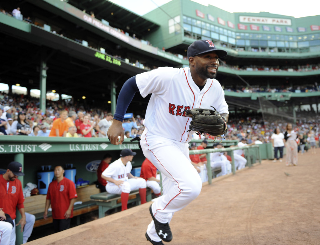 Red Sox Place Jackie Bradley Jr. On 10-Day DL