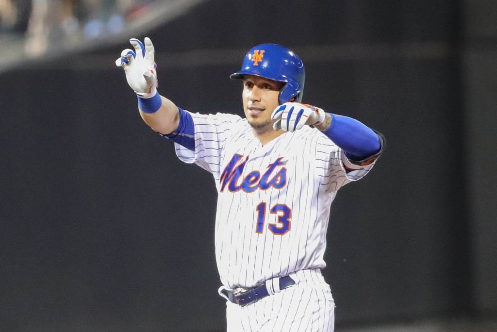 Trade options for mets