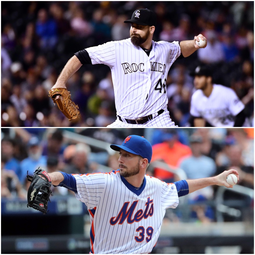 Free Agent Faceoff: Boone Logan Vs. Jerry Blevins