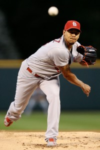 Carlos Martinez | Isaiah J. Downing-USA TODAY Sports