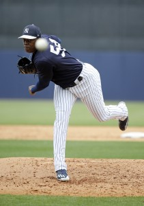 Aroldis Chapman | Kim Klement-USA TODAY Sports