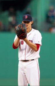 Clay Buchholz | Rich Gagnon/Getty Images