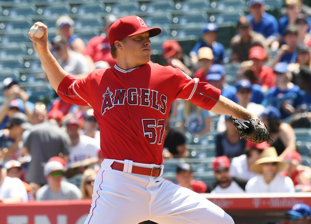 Angels Designate Daniel Wright, Select Contract Of Shane ...