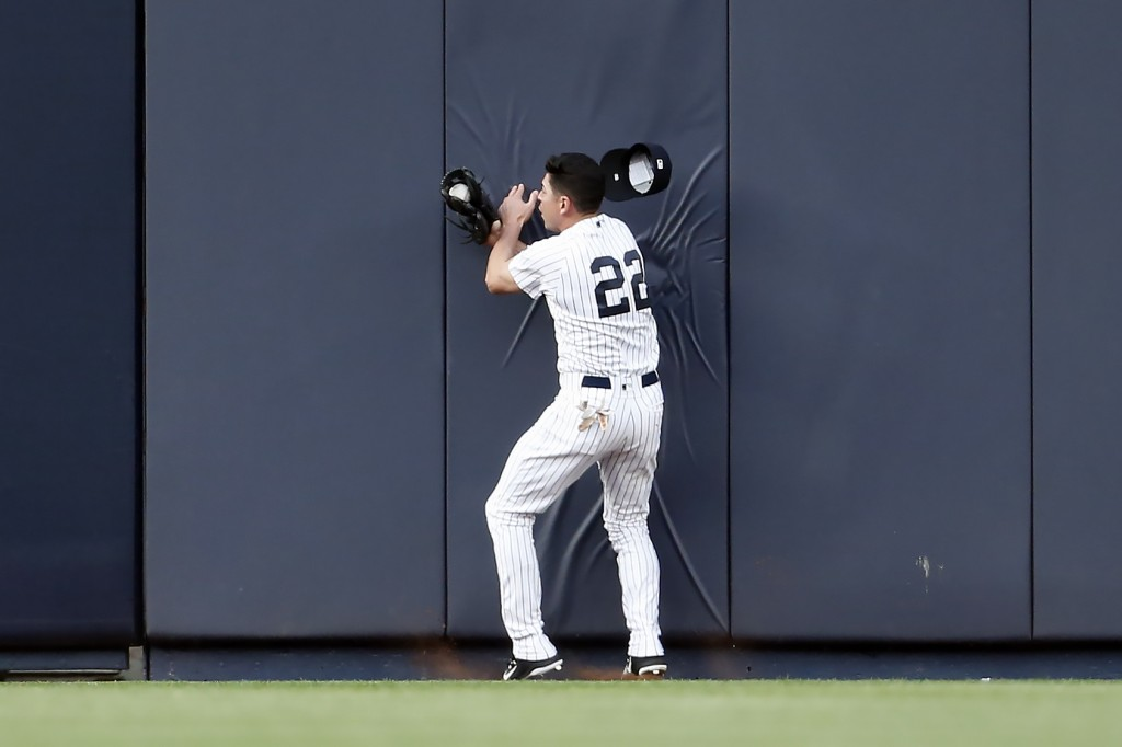 Jacoby Ellsbury Placed On DL With Concussion, Neck Sprain - MLB