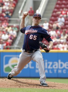 Trevor May | David Kohl-USA TODAY Sports