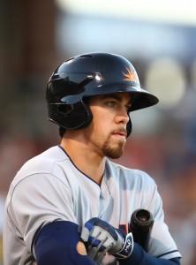 Bradley Zimmer | Mark J. Rebilas-USA TODAY Sports