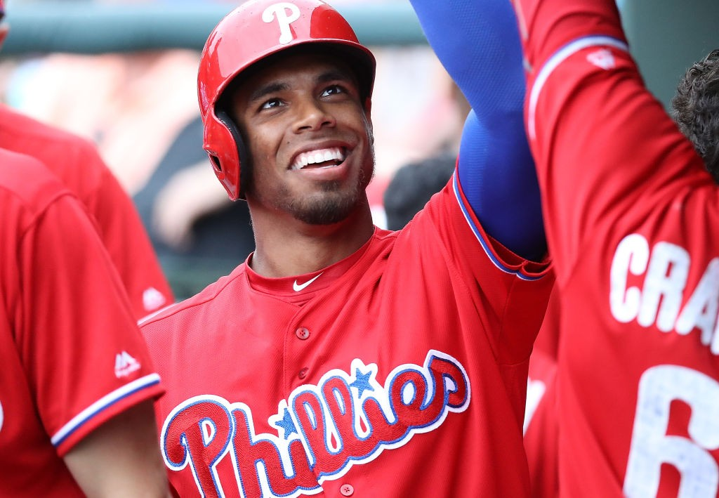 Phillies Put Howie Kendrick On DL, Promote Nick Williams ...