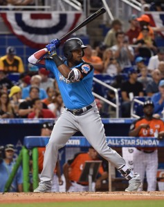 Eloy Jimenez | Steve Mitchell-USA TODAY Sports
