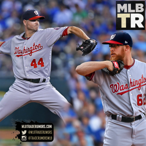 Ryan Madson & Sean Doolittle | MLBTR Photoshop