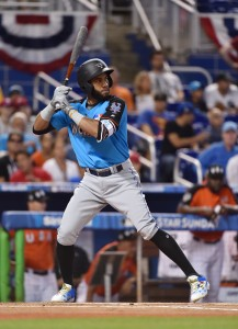 Amed Rosario | Steve Mitchell-USA TODAY Sports