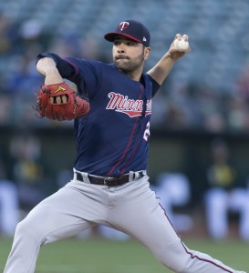 Jaime Garcia | Neville E. Guard-USA TODAY Sports