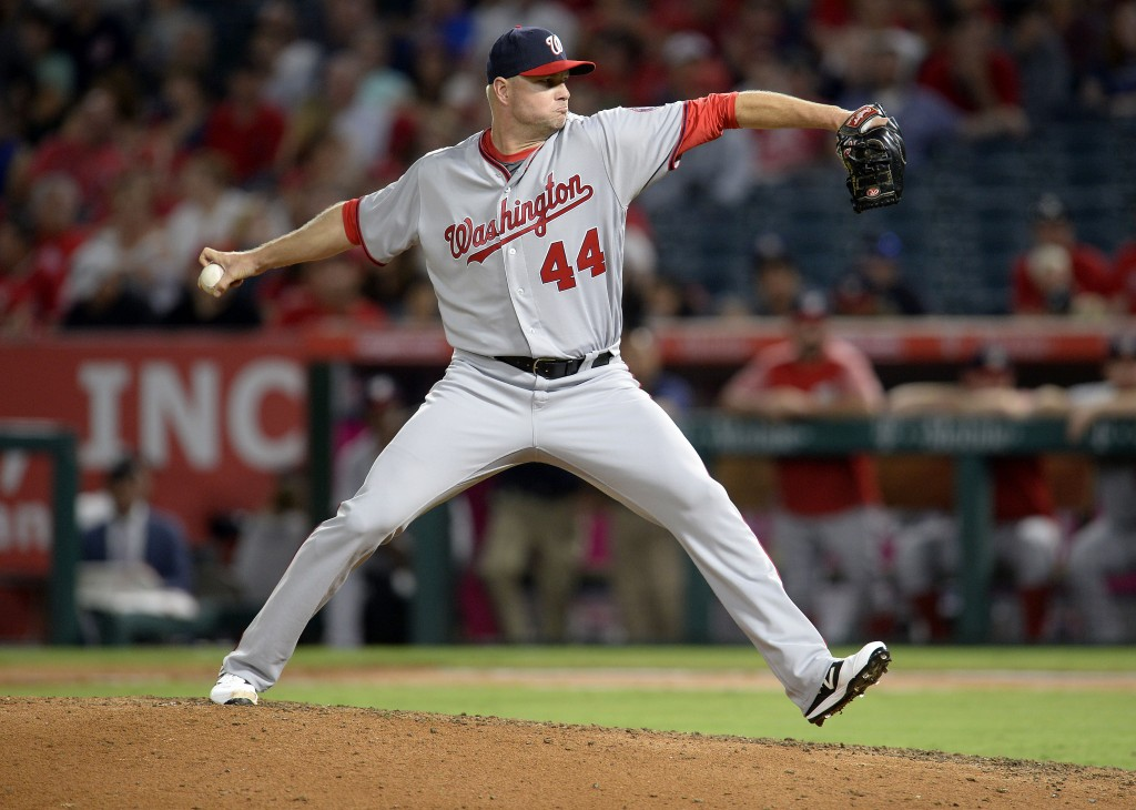 Nationals Place Ryan Madson On Revocable Trade Waivers