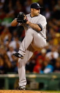Joba Chamberlain | Jared Wickerham/Getty Images