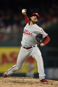 Aaron Nola | Derik Hamilton-USA TODAY Sports