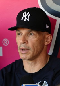 Joe Girardi | Richard Mackson-USA TODAY Sports