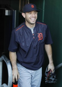 Ian Kinsler | Charles LeClaire-USA TODAY Sports