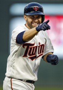 Brian Dozier | Bruce Kluckhohn-USA TODAY Sports