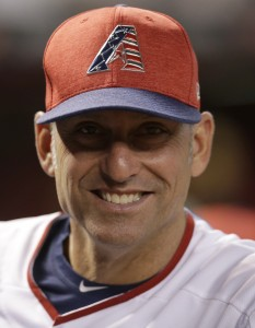 Torey Lovullo | Rick Scuteri-USA TODAY Sports