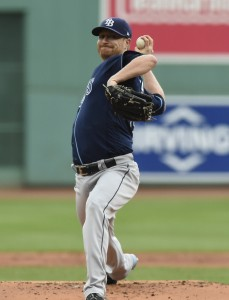 Alex Cobb | Bob DeChiara-USA TODAY Sports