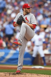 Lance Lynn | Patrick Gorski-USA TODAY Sports