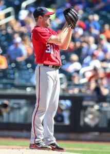 Max Scherzer | Wendell Cruz-USA TODAY Sports