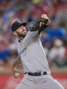 Mike Fiers | Jerome Miron-USA TODAY Sports
