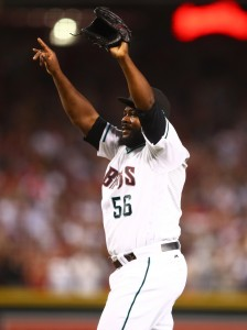 Fernando Rodney | Mark J. Rebilas-USA TODAY Sports