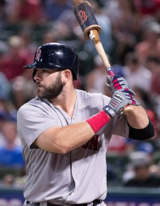 Mitch Moreland | Jerome Miron-USA TODAY Sports