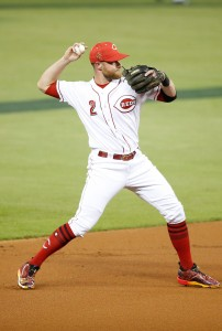 Zack Cozart | Kim Klement-USA TODAY Sports