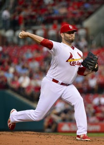 MLB: San Diego Padres at St. Louis Cardinals