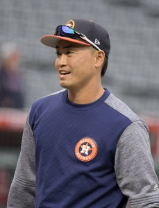 Nori Aoki | Kirby Lee-USA TODAY Sports
